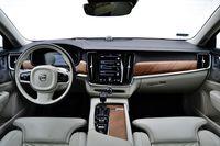 Volvo S90 D4 Inscription - wnętrze