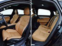 Volvo S90 T5 Inscription - fotele