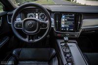 Volvo S90 T5 R-Design Polestar - deska rozdzielcza