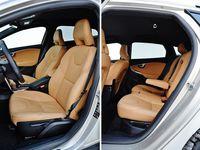 Volvo V40 Cross Country T5 AWD Summum - fotele