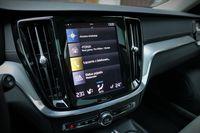 Volvo V60 D4 - ekran