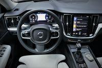 Volvo V60 D4 - kierownica