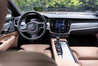 Volvo V90 Cross Country - wnętrze