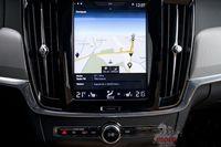 Volvo V90 T6 AWD Inscritpion - ekran