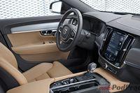 Volvo V90 T6 AWD Inscritpion - wnętrze