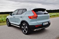 Volvo XC40 T5 AWD Inscription - z tyłu