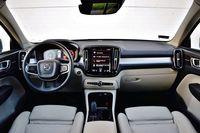 Volvo XC40 T5 AWD Inscription - wnętrze