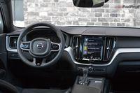Volvo XC60 T6 AWD R-Design - wnętrze