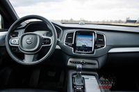 Volvo XC90 T6 - wnętrze