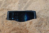 ZOJI Z7 w piachu