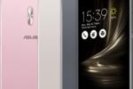 Smartfony ASUS ZenFone 3, ZenFone 3 Deluxe i ZenFone 3 Ultra