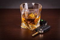 Pijany kierowca: statystyki znowu w górę