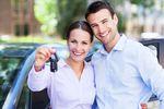 Wartość początkowa samochodu osobowego małżonków