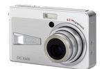 Mały aparat BenQ DC X600