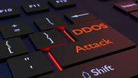 Atak DDoS