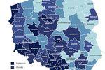 Atrakcyjność inwestycyjna regionów w Polsce