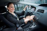 Kierowanie samochodem służbowym