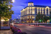 Baza noclegowa w Polsce 2017