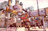 Instalacja przemysłowa