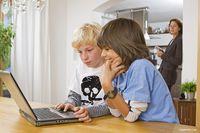 Dzieci w internecie