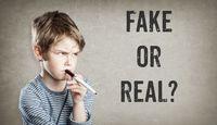 Co jest prawdą, a co fałszem lub żartem?