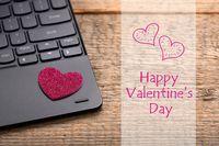 Walentynki w internecie