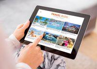 Blog podróżniczy