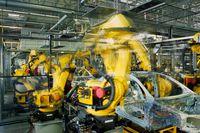 Branża motoryzacyjna: perspektywy rozwoju korzystne