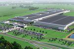Pierwsza fabryka silników Mercedes-Benz w Polsce