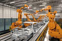 Przemysł motoryzacyjny zdejmuje nogę z gazu?