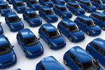 Sprzedaż nowych samochodów 2013