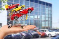 Sprzedaż nowych samochodów 2016