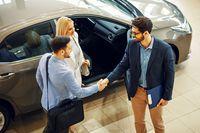 Sprzedaż nowych samochodów 2017
