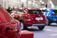 Sprzedaż nowych samochodów 2018