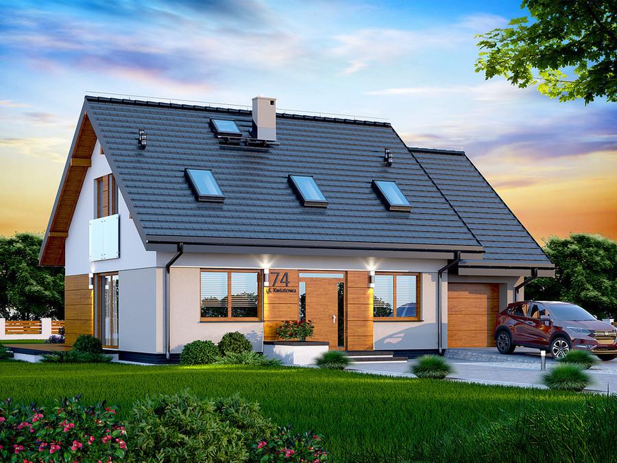 Ile kosztuje budowa domu 100m2 systemem gospodarczym