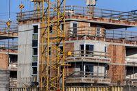 Budowa mieszkań w 2015 r.