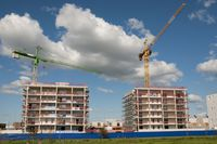 Budowa mieszkań w I 2014 r.
