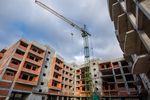 Budowa mieszkań w VIII 2016 r.