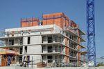 Budowa mieszkań w X 2014 r.