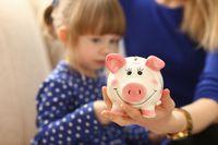 Dzieci należy uczyć oszczędzania