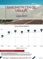 Barometr Ubea lipiec 2017