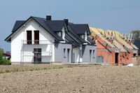 Ceny gruntów pod budownictwo jednorodzinne coraz wyższe