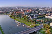 Jakie ceny mieszkań w Krakowie? Drogie jest nie tylko Stare Miasto