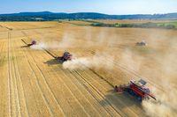 Ceny ziemi rolnej w 2015