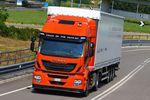 Ekologiczne ciężarówki na gaz ziemny