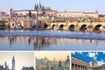 Jesienny city break. Polacy wybierają Pragę, a cudzoziemcy?