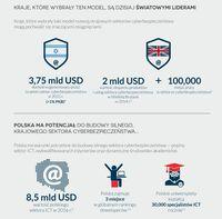 Polska ma potencjał do budowy silnego sektora cyberbezpieczeństwa