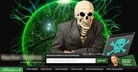 Witryna brazylijskiej szkoły dla cyberprzestępców