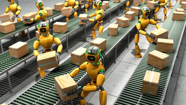 Automatyzacja: kogo roboty wyrzucą na bruk?