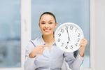 Zmiana rozkładu czasu pracy: nie ma zastosowania termin 1-tygodniowy